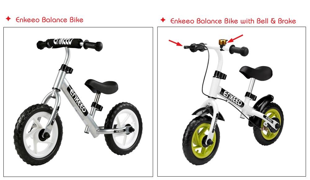 6957936170c Enkeeo Balance Bike Review - Best Balance Bike, bike trailers review